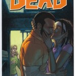 The Walking Dead #22 Comic Book Front Cover