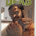 The Walking Dead #23 Comic Book Front Cover