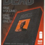 The Walking Dead #24 Comic Book Back Cover