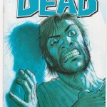 The Walking Dead #24 Comic Book Front Cover