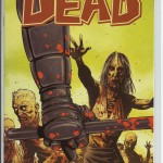 The Walking Dead #26 Comic Book Front Cover