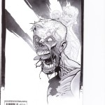 The Walking Dead #27 Comic Book Back Cover