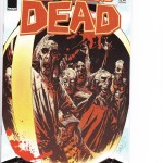 The Walking Dead #27 Comic Book Front Cover