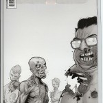 The Walking Dead #29 Comic Book Back Cover