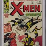 X-Men #1 CGC 7.5 - $7,200
