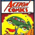 Action Comics #1 Graded CGC 9.0 Sold For $3,207,852