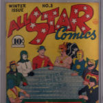 All Star Comics #3 Graded CGC 6.0 Sold For $8,407.88
