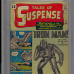 Tales of Suspense #39 Graded CGC 6.0 Sold For $7,000