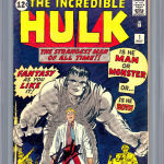 The Incredible Hulk #1 Graded CGC 6.0 Signed By Stan Lee Sold For 16,800