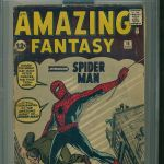 Amazing Fantasy #15 Graded CGC 3.0 Qualified Married Cover Sold For $7,000