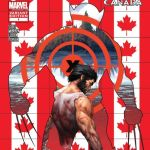 Death of Wolverine #1 Foil Canada Variant Edition
