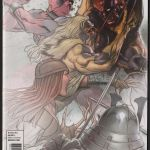 Death of Wolverine #1 Gamestop Sketch Fade Cover