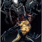 Death of Wolverine #1 Joe Quesada Variant Color Cover