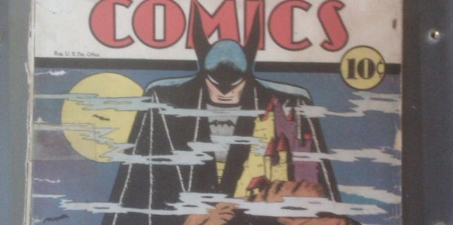 Detective Comics #31 Sold For $21,500