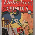 Detective Comics #36 Ungraded Sold For $7,209.00