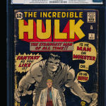 Incredible Hulk #1 Graded CGC 2.0 Sold For $7,000