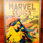 Marvel Mystery Comics #2 Graded CGC 5.5 Sold For $12,000