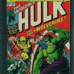 The Incredible Hulk #181 Graded CGC 9.8 Sold For $10,975.00