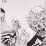 The Walking Dead #31 Comic Book Back Cover