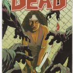 The Walking Dead #31 Comic Book Front Cover