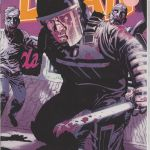 The Walking Dead #32 Comic Book Front Cover