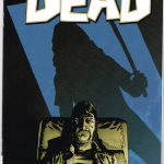The Walking Dead #33 2nd Print Blue Cover