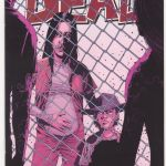 The Walking Dead #34 Comic Book Front Cover