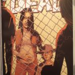 The Walking Dead #34 Second Print Error Comic Book