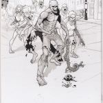 The Walking Dead #35 Comic Book Back Cover