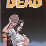 The Walking Dead #37 Comic Book Front Cover