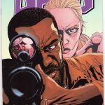 The Walking Dead #38 Comic Book Front Cover