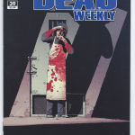 The Walking Dead #39 Comic Book Front Cover