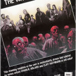 The Walking Dead #40 Comic Book Back Cover