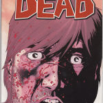 The Walking Dead #40 Comic Book Front Cover