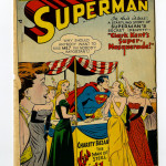 Superman Comic Book #71 Front