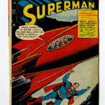 Superman Comic Book #72 Front