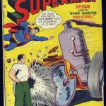 Superman Comic Book #73 Front
