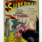 Superman Comic Book #74 Front