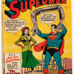 Superman Comic Book #75 Front