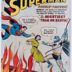 Superman Comic Book #76 Front