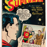 Superman Comic Book #77 Front