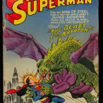 Superman Comic Book #78 Front