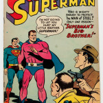 Superman Comic Book #80 Front