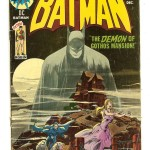 Batman #227 Comic Book Front Cover