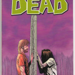 The Walking Dead #41 Comic Book Front Cover