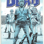 The Walking Dead #42 Comic Book Front Cover