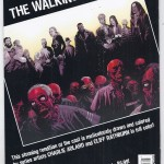 The Walking Dead #43 Comic Book Back Cover