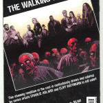 The Walking Dead #44 Comic Book Back Cover