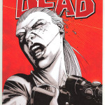 The Walking Dead #44 Comic Book Front Cover