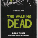 The Walking Dead #45 Comic Book Back Cover